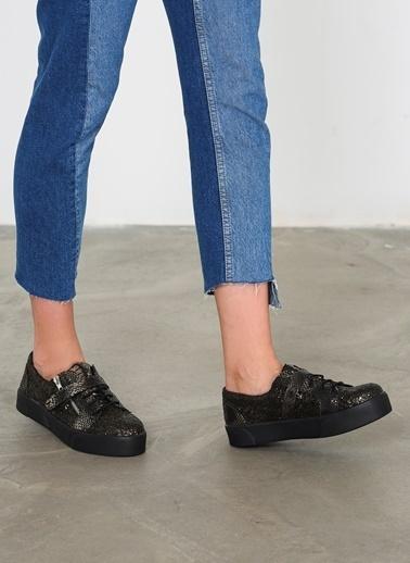 Bambi Sneaker Ayakkabı Bakır